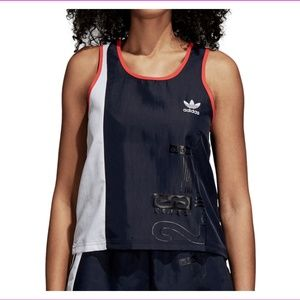 Adidas Women's Round Neck Tank Top NWT XS